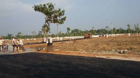 1500 sqft, Plot in Builder Project Sarika Village Road, Visakhapatnam at Rs. 11.3560 Lacs