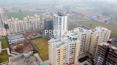 1410 sqft, 2 bhk Apartment in Golden Apartments Dhakoli, Zirakpur at Rs. 42.6500 Lacs