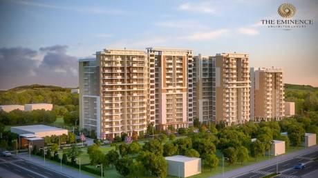 1560 sqft, 3 bhk Apartment in Alliance The Eminence Gazipur Road, Chandigarh at Rs. 59.6500 Lacs
