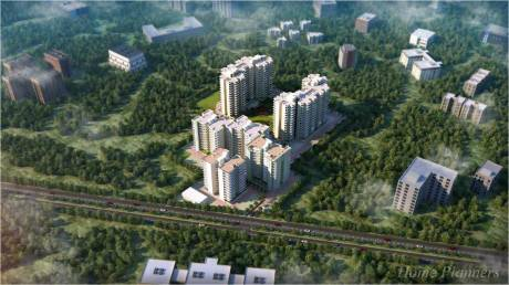 1410 sqft, 2 bhk Apartment in Builder Golden Sand apartments Dhakoli Zirakpur, Chandigarh at Rs. 43.6500 Lacs