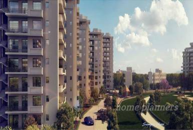 1690 sqft, 3 bhk Apartment in Sushma Crescent Dhakoli, Zirakpur at Rs. 56.5000 Lacs