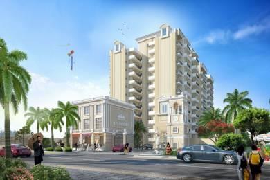 1230 sqft, 2 bhk Apartment in United La Prisma Singhpura, Zirakpur at Rs. 48.2000 Lacs