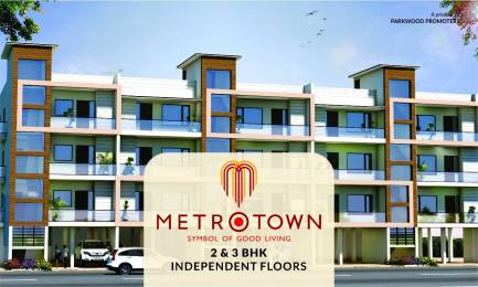1580 sqft, 3 bhk Apartment in Builder Metro Town Peer Muchalla, Zirakpur at Rs. 45.6500 Lacs