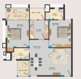 1140 sqft, 2 bhk Apartment in Builder Project Sankari 3, Raipur at Rs. 44.5000 Lacs