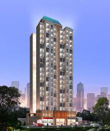 675 sqft, 2 bhk Apartment in Shree Sankalp Thane West, Mumbai at Rs. 78.9700 Lacs