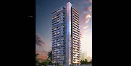 657 sqft, 2 bhk Apartment in Dedhia Elita Thane West, Mumbai at Rs. 81.1100 Lacs