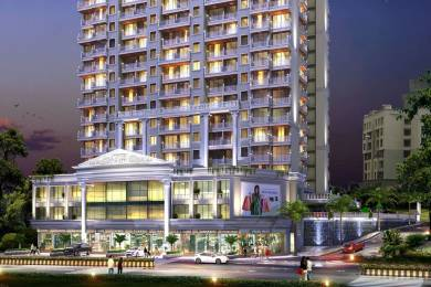 1000 sqft, 2 bhk Apartment in Bhagwati Skylon Kalyan East, Mumbai at Rs. 65.0000 Lacs