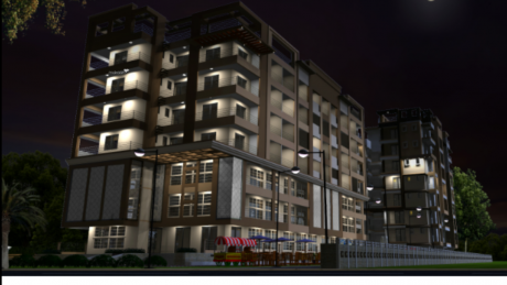 1180 sqft, 2 bhk Apartment in Tak Build Tech Forest Residency Mussoorie Road, Dehradun at Rs. 45.0000 Lacs