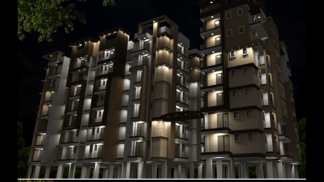 650 sqft, 1 bhk Apartment in Tak Build Tech Forest Residency Mussoorie Road, Dehradun at Rs. 26.0000 Lacs