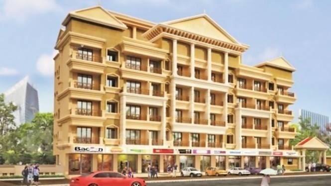 820 sqft, 2 bhk Apartment in Shantee Sunshine Palace Vasai, Mumbai at Rs. 57.4000 Lacs