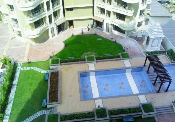 1680 sqft, 3 bhk Apartment in Builder Project Kharghar, Mumbai at Rs. 1.4200 Cr