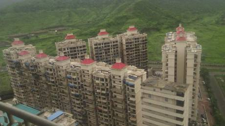 1075 sqft, 2 bhk Apartment in Builder Project Kharghar, Mumbai at Rs. 1.0000 Cr