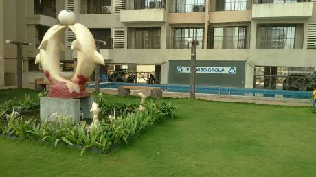 1200 sqft, 2 bhk Apartment in Builder Project Sector 17 Ulwe, Mumbai at Rs. 9500