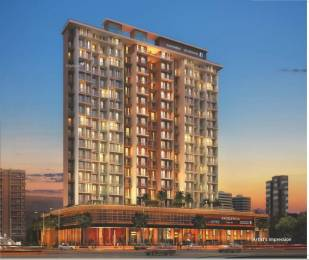 680 sqft, 1 bhk Apartment in Kamdhenu Lifespaces Excelencia Dronagiri, Mumbai at Rs. 44.7500 Lacs