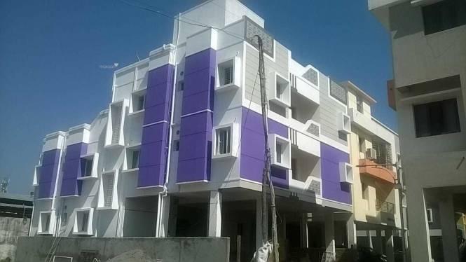 1300 sqft, 3 bhk Apartment in Anu Shree Shivani Enclave Medavakkam, Chennai at Rs. 13000