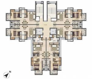 730 sqft, 1 bhk Apartment in Lodha Amara Tower 26 27 28 30 34 35 Thane West, Mumbai at Rs. 71.0000 Lacs