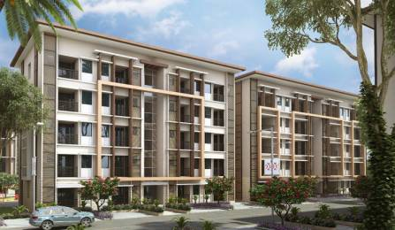 436 sqft, 1 bhk Apartment in Puraniks City Sector 1 Neral, Mumbai at Rs. 16.8700 Lacs