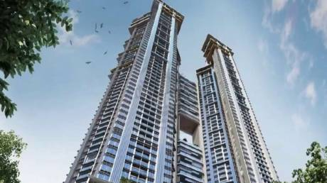 816 sqft, 2 bhk Apartment in Wadhwa Wise City Panvel, Mumbai at Rs. 70.0000 Lacs
