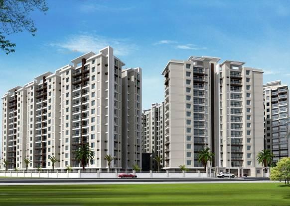 852 sqft, 2 bhk Apartment in Anukampa Sky Lounges Sanganer, Jaipur at Rs. 33.5005 Lacs