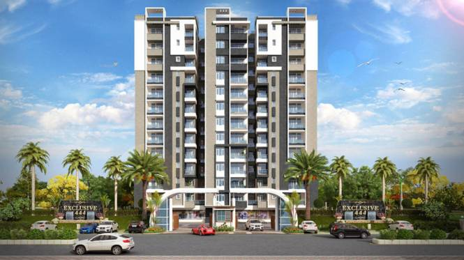 650 sqft, 1 bhk Apartment in VN Exclusive 444 Jagatpura, Jaipur at Rs. 23.4000 Lacs