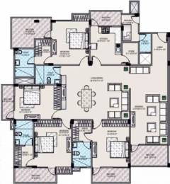 3467 sqft, 4 bhk Apartment in ARG Murli Heights Tilak Nagar, Jaipur at Rs. 2.9470 Cr