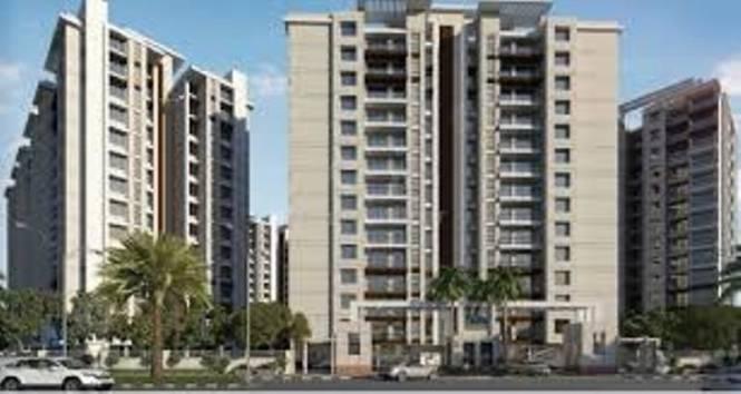 1104 sqft, 3 bhk Apartment in Anukampa Platina Terraces Mansarovar, Jaipur at Rs. 37.5581 Lacs