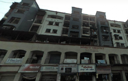 900 sqft, 2 bhk Apartment in Maruti Crescent CHS Kalamboli, Mumbai at Rs. 38.5000 Lacs