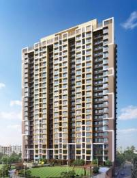 429 sqft, 1 bhk Apartment in Chandak Nishchay Wing F Borivali East, Mumbai at Rs. 64.5000 Lacs