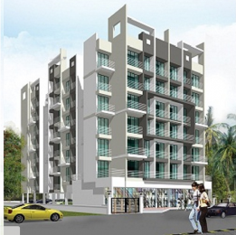 930 sqft, 2 bhk Apartment in Builder 7 story tower Sector 5 Ulwe, Mumbai at Rs. 54.4050 Lacs