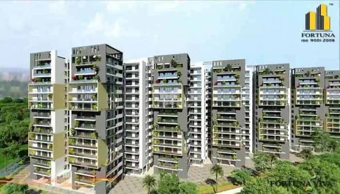 1106 sqft, 2 bhk Apartment in Fortuna Viva Kogilu, Bangalore at Rs. 50.8700 Lacs