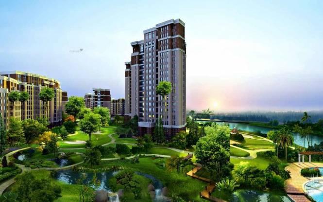 1379 sqft, 3 bhk Apartment in Builder kanakia kanjurmarg east Kanjurmarg, Mumbai at Rs. 1.8500 Cr