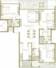 1791 sqft, 3 bhk Apartment in Unicca Emporis Varthur, Bangalore at Rs. 95.0000 Lacs