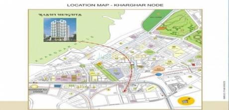 1182 sqft, 2 bhk Apartment in Asian Rashi Heights Kharghar, Mumbai at Rs. 95.0000 Lacs