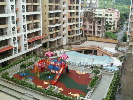 1300 sqft, 3 bhk Apartment in Metro Metro Tulsi Mangal Kharghar, Mumbai at Rs. 1.3300 Cr