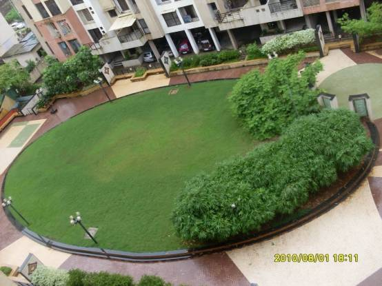610 sqft, 1 bhk Apartment in Kesar Gardens Kharghar, Mumbai at Rs. 16000