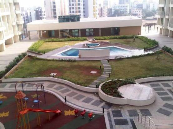 1530 sqft, 3 bhk Apartment in Mahaavir Heritage Kharghar, Mumbai at Rs. 21000