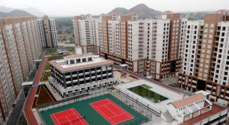 1060 sqft, 2 bhk Apartment in Cidco Valley Shilp Kharghar, Mumbai at Rs. 85.0000 Lacs