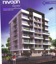 1085 sqft, 2 bhk Apartment in Nivaan Nivaan Laxmi Kharghar, Mumbai at Rs. 71.0000 Lacs