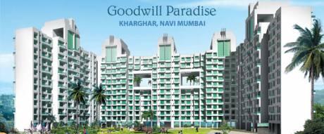 1750 sqft, 3 bhk Apartment in Goodwill Goodwill Paradise Kharghar, Mumbai at Rs. 28000