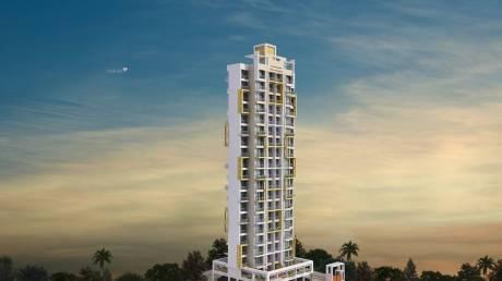 1160 sqft, 2 bhk Apartment in Aristo Usha Heights Kharghar, Mumbai at Rs. 88.0000 Lacs