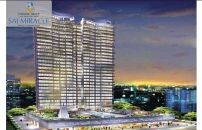 1225 sqft, 2 bhk Apartment in Paradise Sai Miracle Kharghar, Mumbai at Rs. 20000