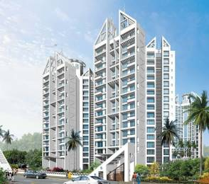 1235 sqft, 2 bhk Apartment in Concrete Sai Saakshaat Kharghar, Mumbai at Rs. 1.3500 Cr