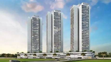 679 sqft, 2 bhk Apartment in Builder Project Ghansoli, Mumbai at Rs. 1.3000 Cr