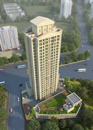 2300 sqft, 4 bhk Apartment in Satguru Florence Thane West, Mumbai at Rs. 2.0000 Cr