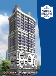 1065 sqft, 2 bhk Apartment in Natasha Enclave Thane West, Mumbai at Rs. 91.0000 Lacs