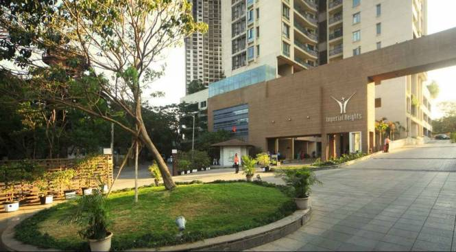 1411 sqft, 3 bhk Apartment in Radius Imperial Heights Wing C And D Goregaon West, Mumbai at Rs. 3.0000 Cr
