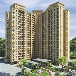 828 sqft, 2 bhk Apartment in Madhav Palacia Phase II Thane West, Mumbai at Rs. 86.0000 Lacs