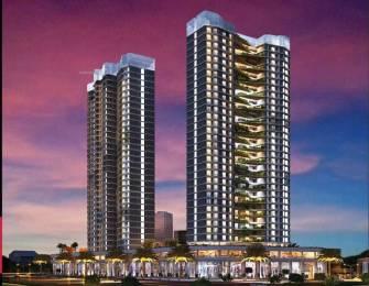 1100 sqft, 2 bhk Apartment in Rosa Manhattan Phase 2 Thane West, Mumbai at Rs. 1.2376 Cr