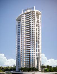 1350 sqft, 3 bhk Apartment in Rosa Bella Thane West, Mumbai at Rs. 1.5000 Cr