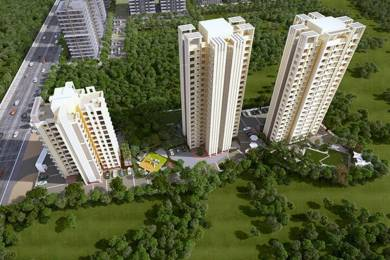645 sqft, 1 bhk Apartment in Raunak Heights Thane West, Mumbai at Rs. 53.0000 Lacs